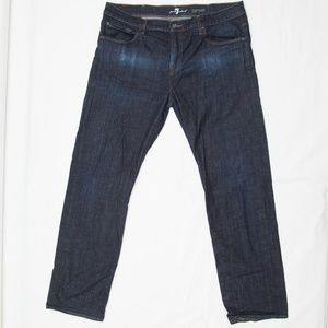 7 For all Mankind Carsen stretch 38 x 33